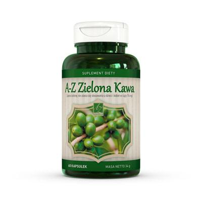 A-Z Zielona Kawa - Suplement Diety