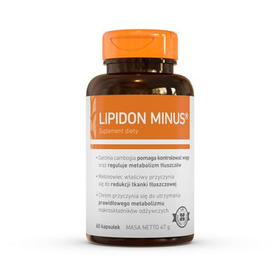 Lipidon Minus - Suplement Diety
