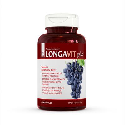 LongaVit Plus - Suplement Diety