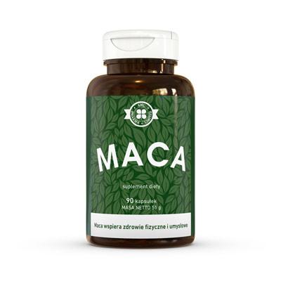 Maca - Suplement Diety