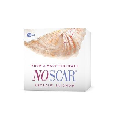 NoScar Krem Z Masy Perłowej Przeciw Bliznom (50 Ml)