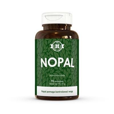 Nopal - Suplement Diety